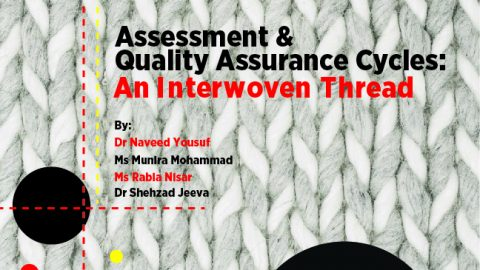Assessment and Quality Assurance Cycles: An Interwoven Thread